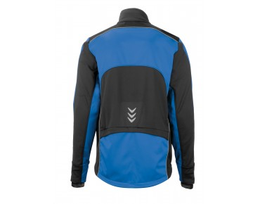 ROSE WIND FIBRE winter jacket - MountainBike buy recommendation 1/2015 - blue/black