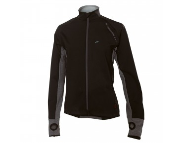 PROTECTIVE MODICA women's soft shell jacket black/melange