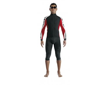 ASSOS Intermediate Trikot red
