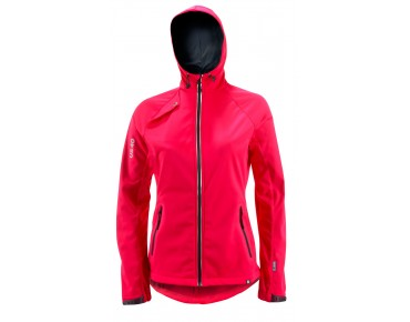US40 Women's soft shell jacket SHENANDOAH berry