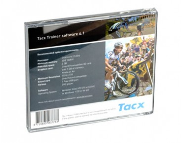 Tacx Trainer Software 4 Advanced DVD