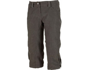 ziener CATINKA 3/4-length women's bike trousers new earth cord