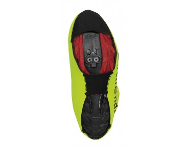 ZwölfEnder CLASSIC MTB/road bike overshoes yellow fluo/black