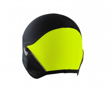 NORTHWAVE BLADE under helmet cap black/yellow fluo