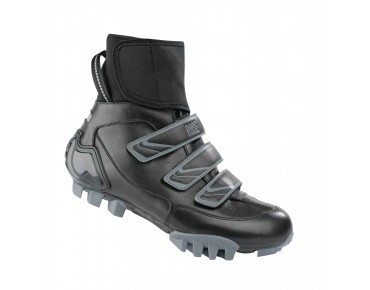 ROSE RWS 02 winter MTB shoes black/grey
