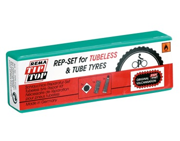 Tip Top repair kit for tubeless tyres