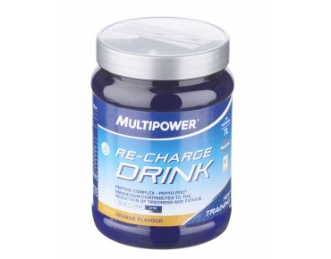 Multipower RE-CHARGE drink powder orange