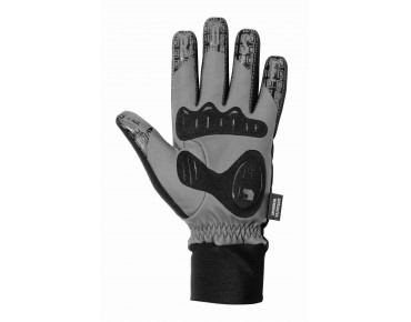 ROSE Winter Handschuhe ROAD HYTEX WARM GEL black/white