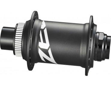 SHIMANO Zee HB-M640 Disc front wheel hub black
