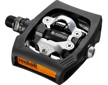 SHIMANO SPD PD-T400 pedals black