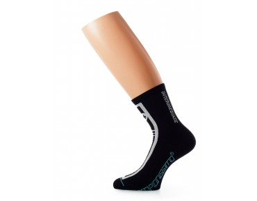 ASSOS intermediateSocks_S7 Socken black