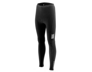 DANI women's thermal tights without seat pad black