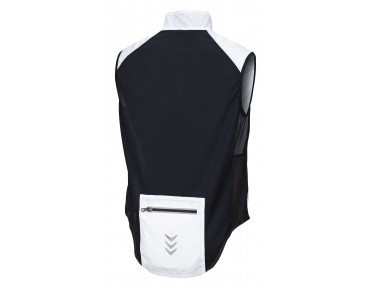 ROSE PRO FIBRE II windproof vest white