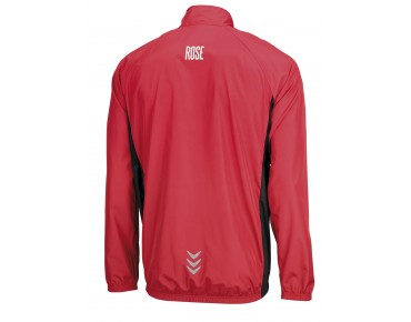 ROSE PRO FIBRE II windbreaker red