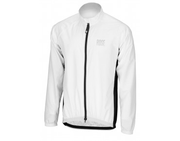 ROSE PRO FIBRE II windbreaker white