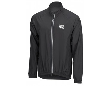 ROSE PRO FIBRE II windbreaker black