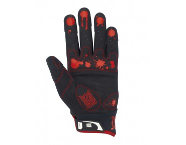 ROSE FR II Langfinger Handschuhe red/black/white