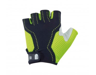 ROSE GEL STRIPES Handschuhe neon lime/black