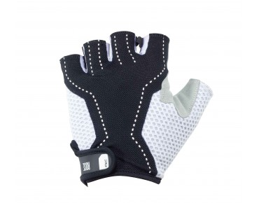 ROSE GEL STRIPES Handschuhe white/black