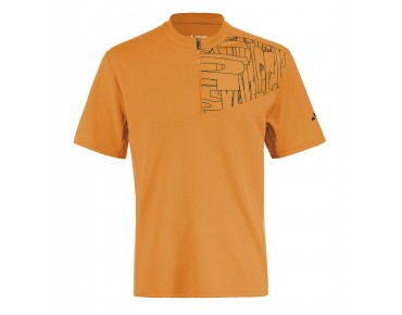 VAUDE Bike Shirt ICAN II sunset orange