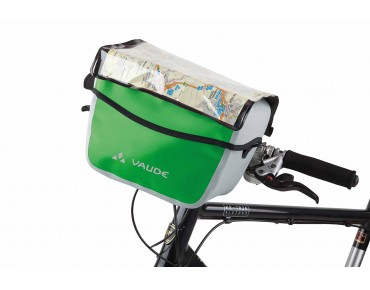 VAUDE AQUA BOX handlebar bag apple/metallic