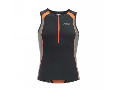 ZOOT PERFORMANCE TRI TANK black/blaze