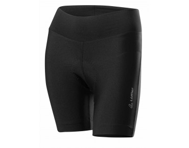 Löffler TOUR women's cycling shorts, extra short black
