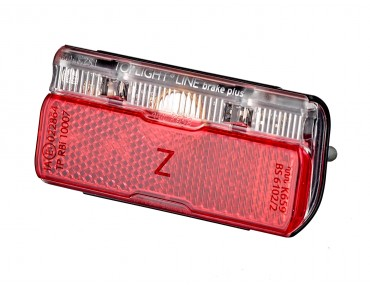 B   M B+M Toplight Line Brake Plus dynamo rear light