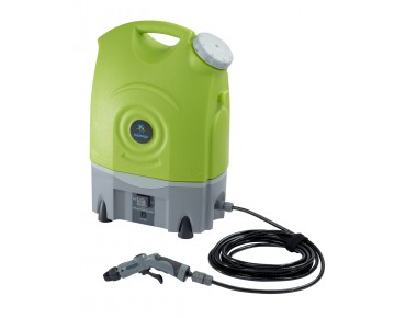 aqua2go battery-powered pressure cleaner