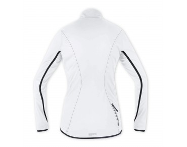 GORE BIKE WEAR COUNTDOWN WINDSTOPPER Soft Shell LIGHT Damen Jacke white