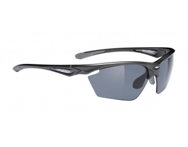 RUDY PROJECT STRATOFLY Brille black anthracite/smoke