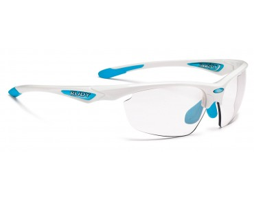 RUDY PROJECT STRATOFLY SX Brille white gloss/photoclear