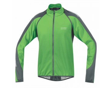 GORE BIKE WEAR PHANTOM 2.0 WS SO Zip-off-Jacke kiwi green/black