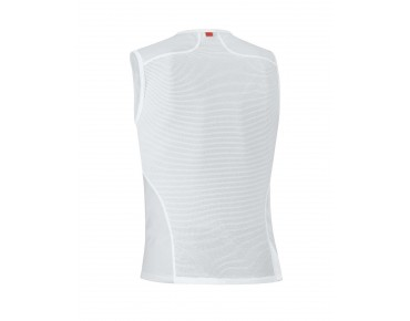 GORE BIKE WEAR WINDSTOPPER singlet light grey/white