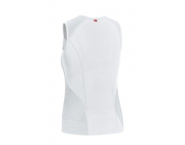GORE BIKE WEAR WINDSTOPPER women's singlet lightgrey/white