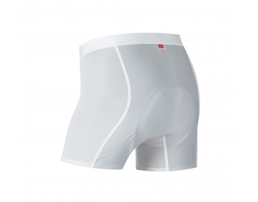 GORE BIKE WEAR WINDSTOPPER bike underpants light grey/titan
