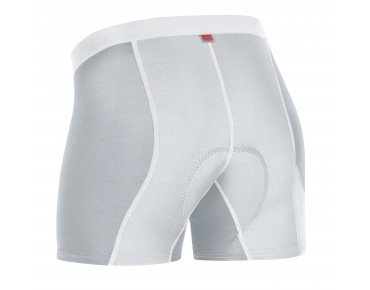 GORE BIKE WEAR WINDSTOPPER women's cycling underpants light grey/titan