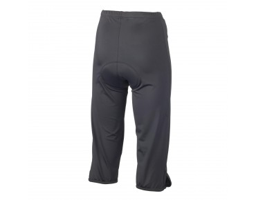 ROSE Damen Radhose 3/4 lang black