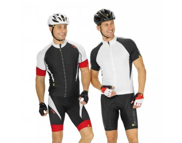 MAVIC HC Trikot black/white/red