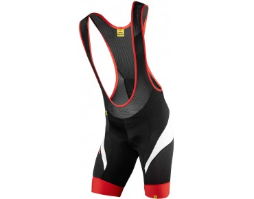 MAVIC HC Trägerhose black/white/red