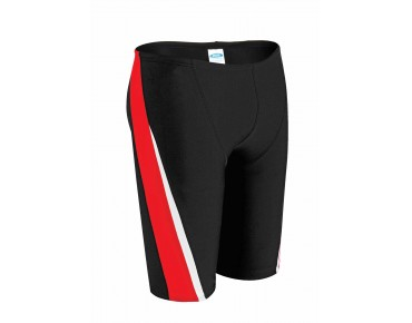 Zoggs Schwimmhose EATON black/red