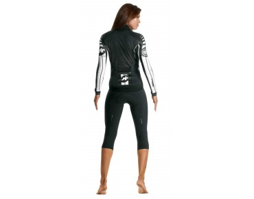 ASSOS INTERMEDIATE_S7 women's long-sleeved jersey black