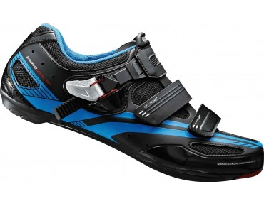 SHIMANO SH-R107 road shoes schw./blau