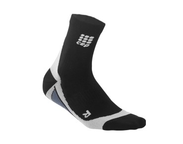 cep SHORT socks black