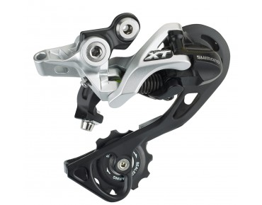 SHIMANO Deore XT RD-M781-GS - Shadow - cambio posteriore silber