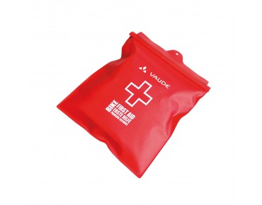 VAUDE FIRST AID KIT BIKE ESSENTIAL WATERPROOF red