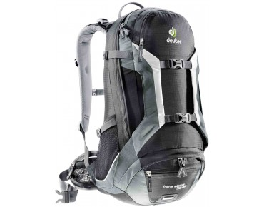 deuter TRANS ALPINE 32EL - zaino black-granite