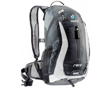 deuter RACE backpack black-white