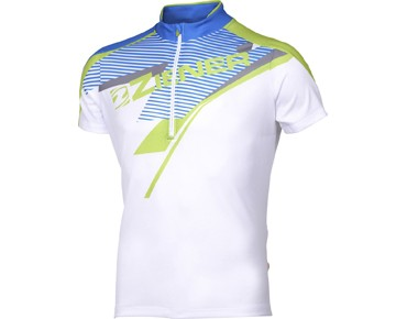 ziener Bike shirt CALIX white