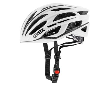 uvex race 5 Helm white